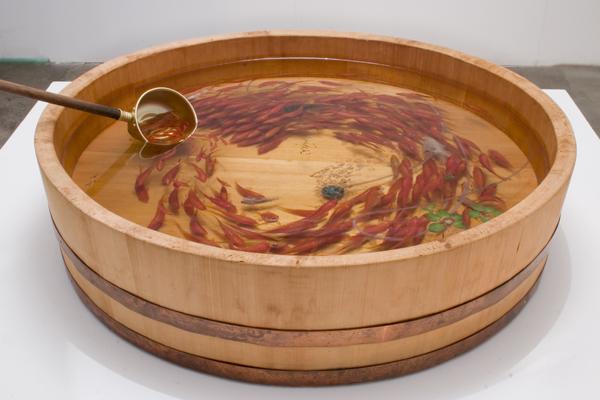 Wonderful Detailed 3D Fish Paintings Riusuke Fukahori Wonderful Detailed 3D Fish Paintings