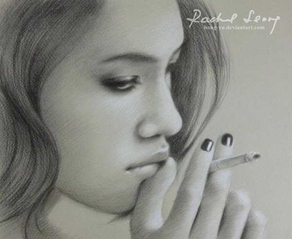 Wonderful realistic pencil drawings Leong Hong Yu 01 Detailed Realistic Pencil Drawings By Leong Hong Yu