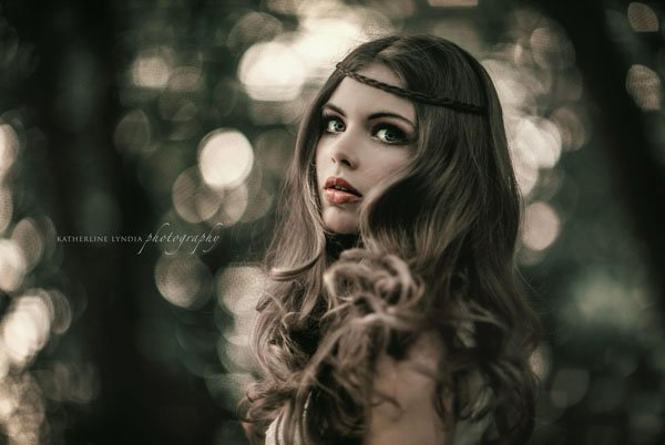 beautiful fashion portrait photography 01 Beauty Fashion & Portrait Photography by Katherline Lyndia