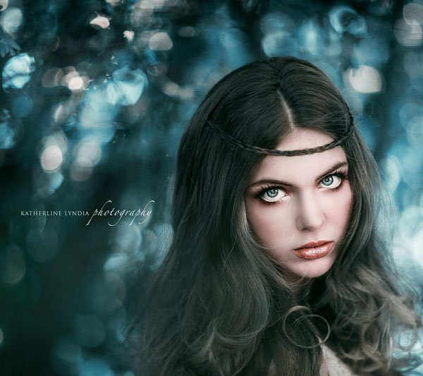 Beauty Fashion And Portrait Photography by Katherline Lyndia