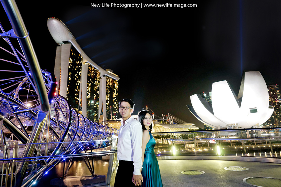 pre wedding outdoor singapore 01 Pre Wedding Photoshoot Ideas In Singapore