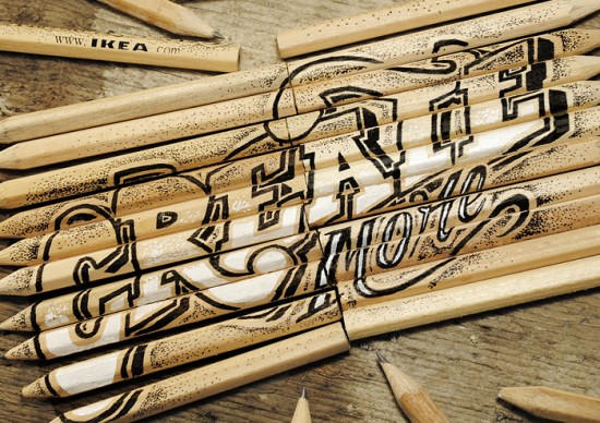 Amazing And Fantastic Lettering Font Design by Rob Draper Fantastic Lettering Font Design by Rob Draper