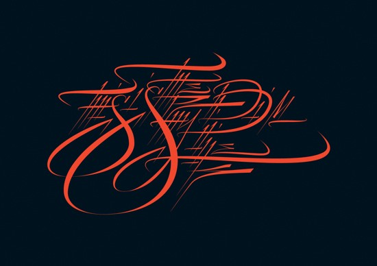 Creative Typography Artwork by Áron Jancsó