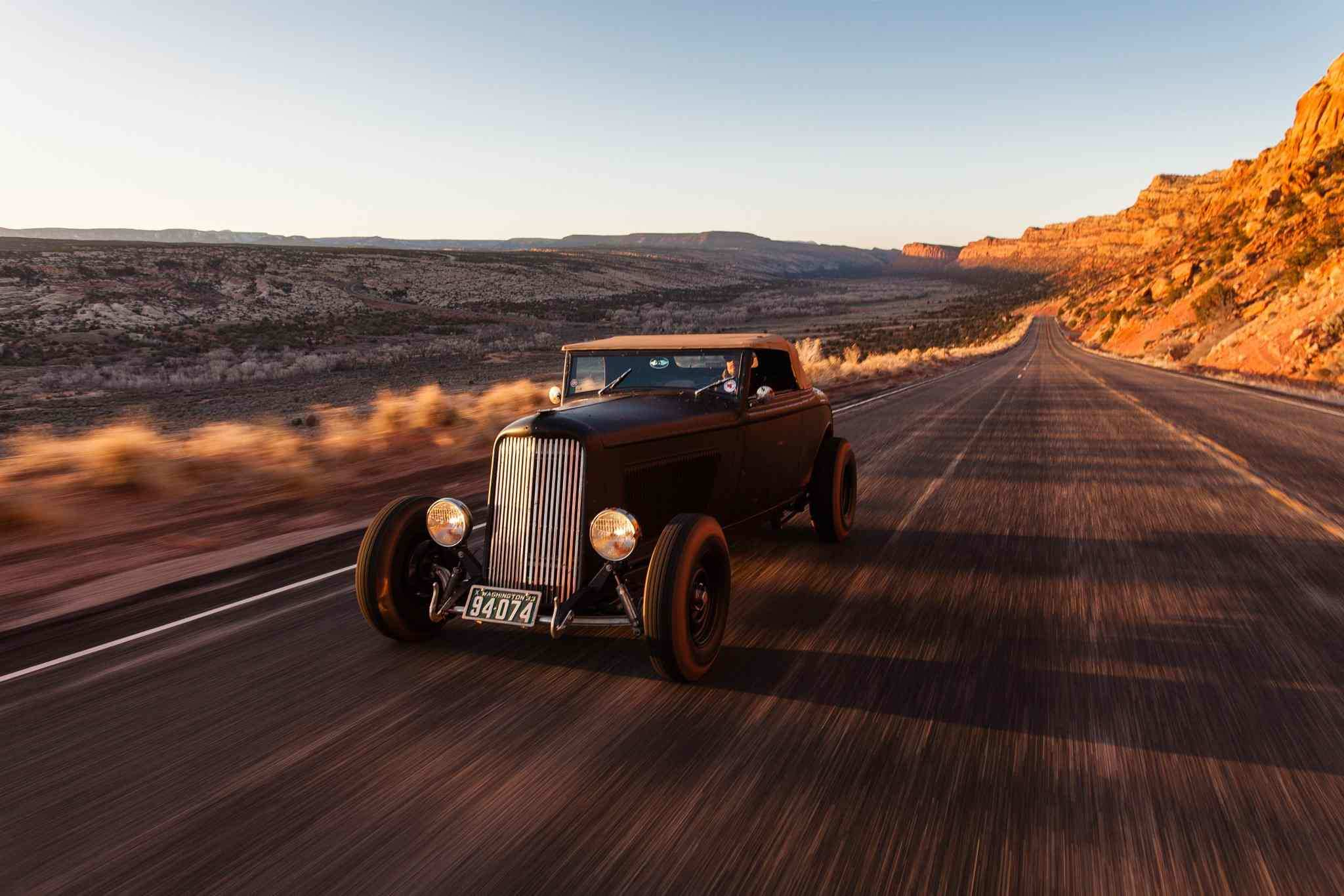 Best Vintage Automotive Photography by David Bouchat