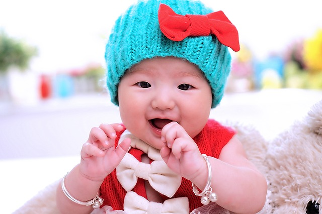 Cute Baby Smiling Photography 13 Cute and Modern Baby Photography
