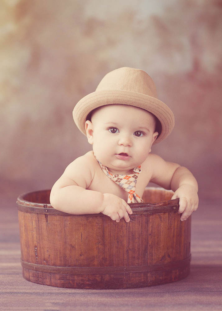 Cute Baby boy Porps Photography