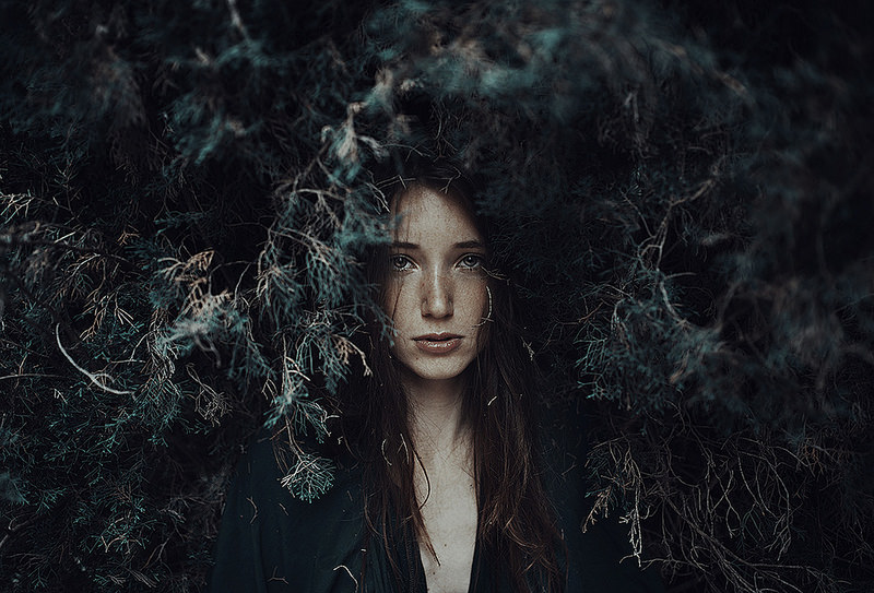Unique Concept Female Portrait Photography by Alessie Albi 01 Ethereal female Portraits by Alessio Albi