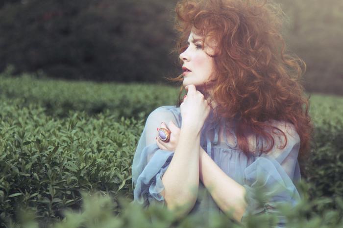 Beautiful Female Portraits by Dorota Gorecka
