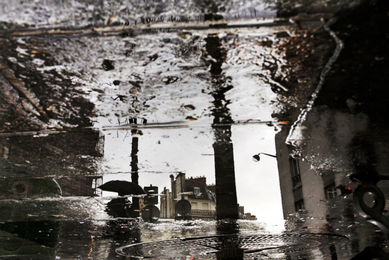 Beautiful Paris Photo Christophe Jacrot 002 Beautiful Paris Photo in The Rain by Christophe Jacrot