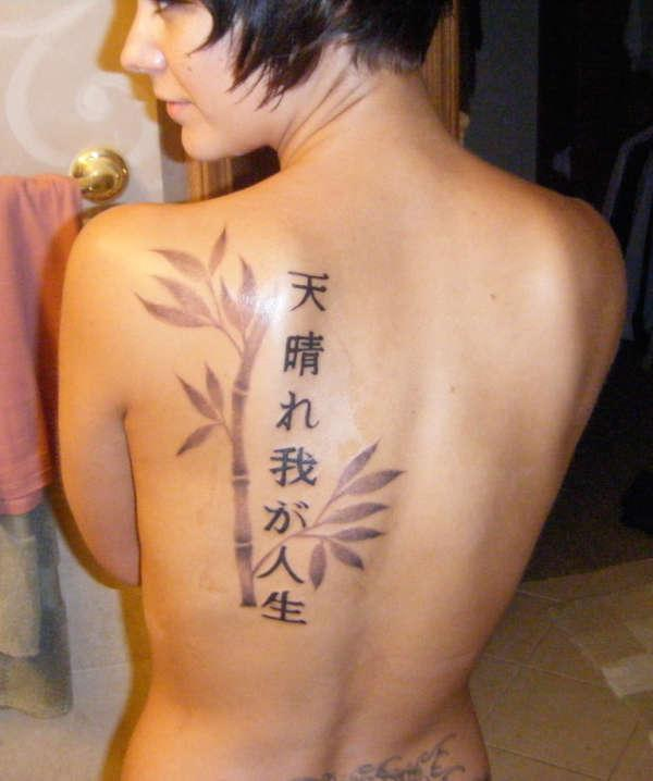 China lettering tattoo designs 20 Awesome Tattoo Lettering Design Style