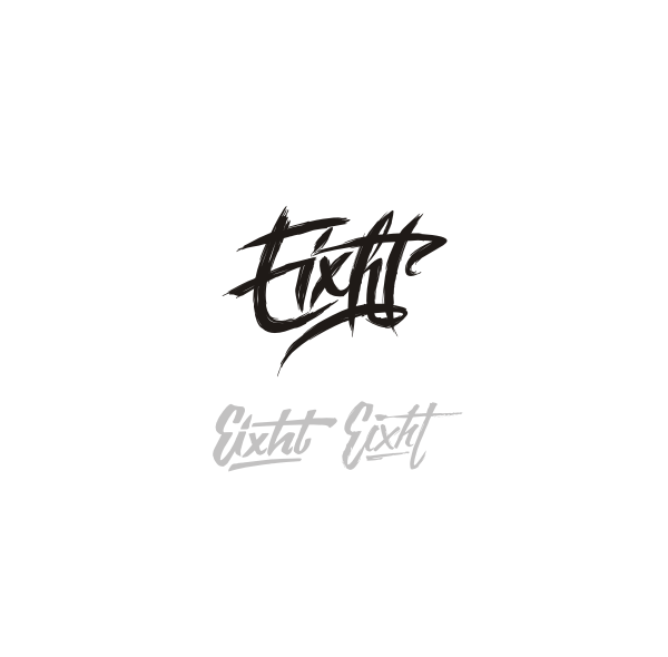 Creative lettering font design idea1 Creative Lettering Font Design by Bramanto Setyaki