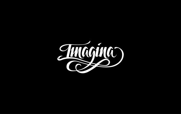 Custom Lettering design idea Beauty Custom Lettering Design by Ritchie Ruiz