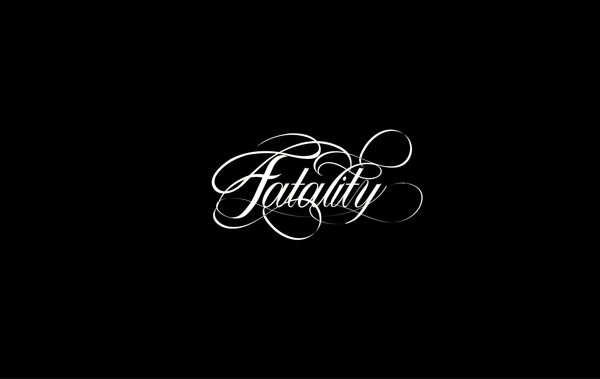 Custom Lettering design inspirations Beauty Custom Lettering Design by Ritchie Ruiz