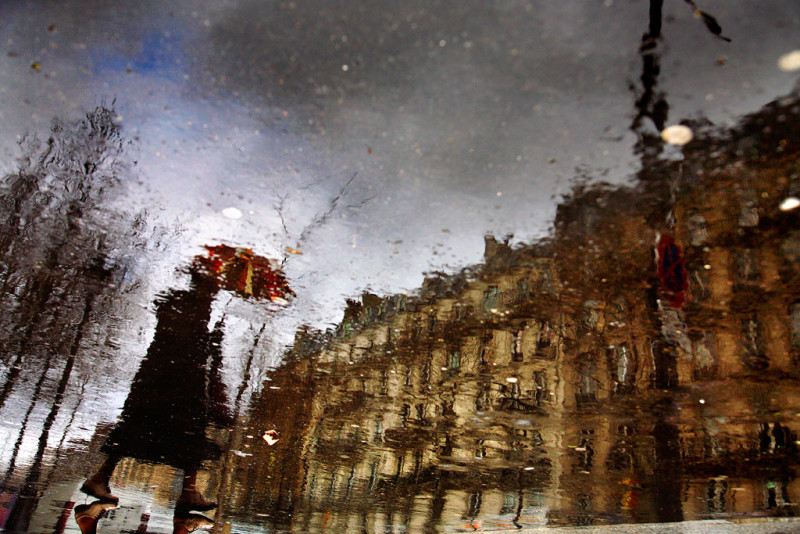 Paris Photo Christophe Jacrot 003 Beautiful Paris Photo in The Rain by Christophe Jacrot