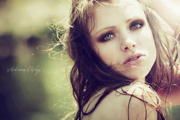 Beautiful Portrait Photography Inspirations by Sabrina Cichy