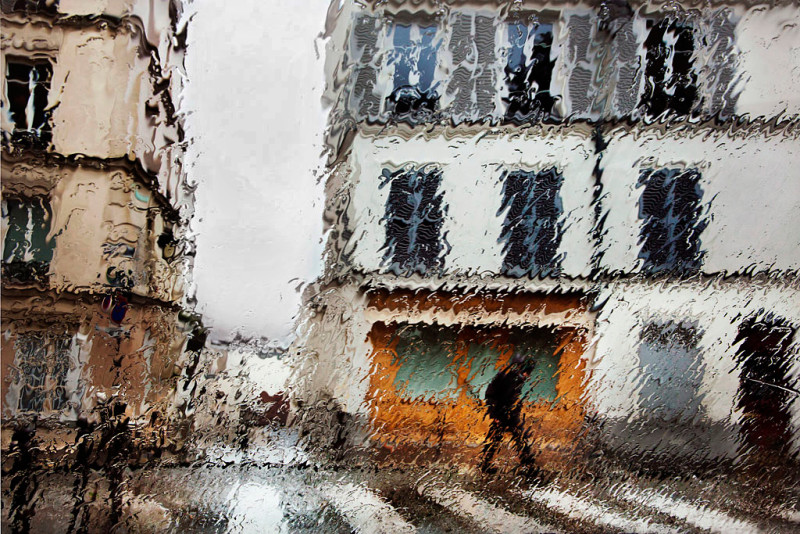 Unique Paris Photo Christophe Jacrot 002 Beautiful Paris Photo in The Rain by Christophe Jacrot