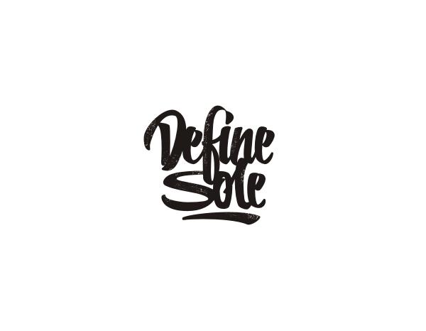 lettering font art design Creative Lettering Font Design by Bramanto Setyaki