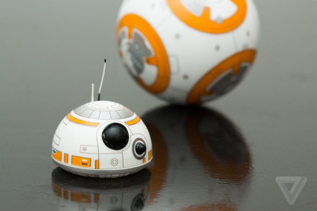 Adorable Miniature Star Wars BB 8 Droid 1024x683 Miniature Star Wars BB 8 Droid