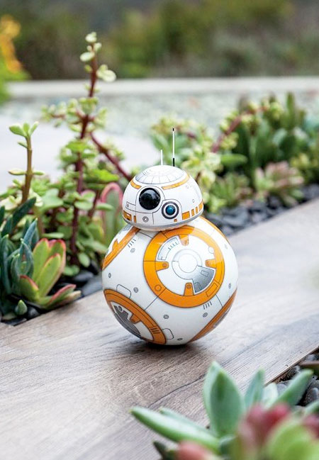 Miniature Star Wars BB 8 Droid 06 Miniature Star Wars BB 8 Droid