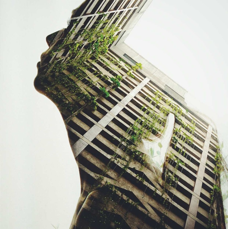 Multiple Exposure Photography by Mohamed Reda Stunning Multiple Exposure Photography by Mohamed Reda