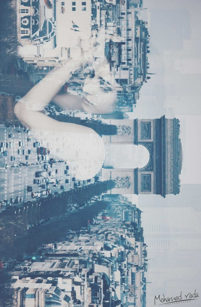 Multiple Exposure Photography example by Mohamed Reda