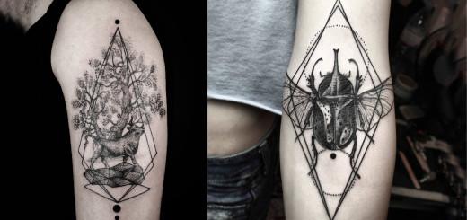 Outstanding Tattoo Design Ideas by Okan Uckun