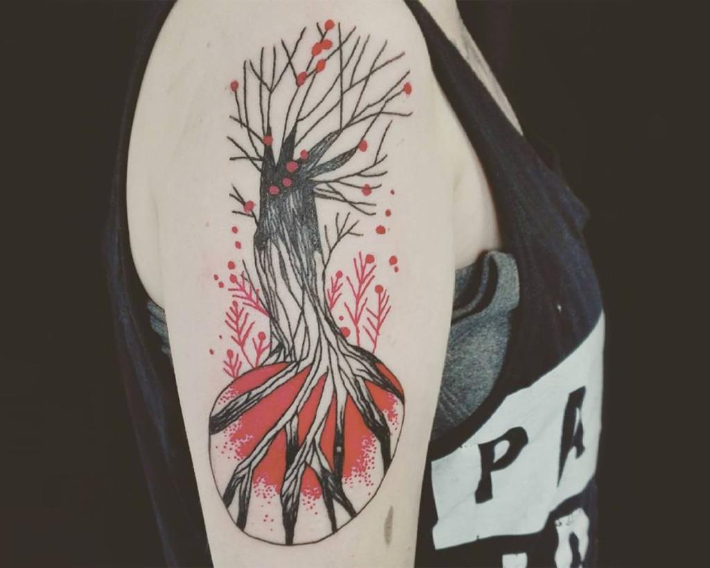 Unique tattoo desgin by tarmasz 1024x819 Cool Tattoo Design Ideas by Tarmasz