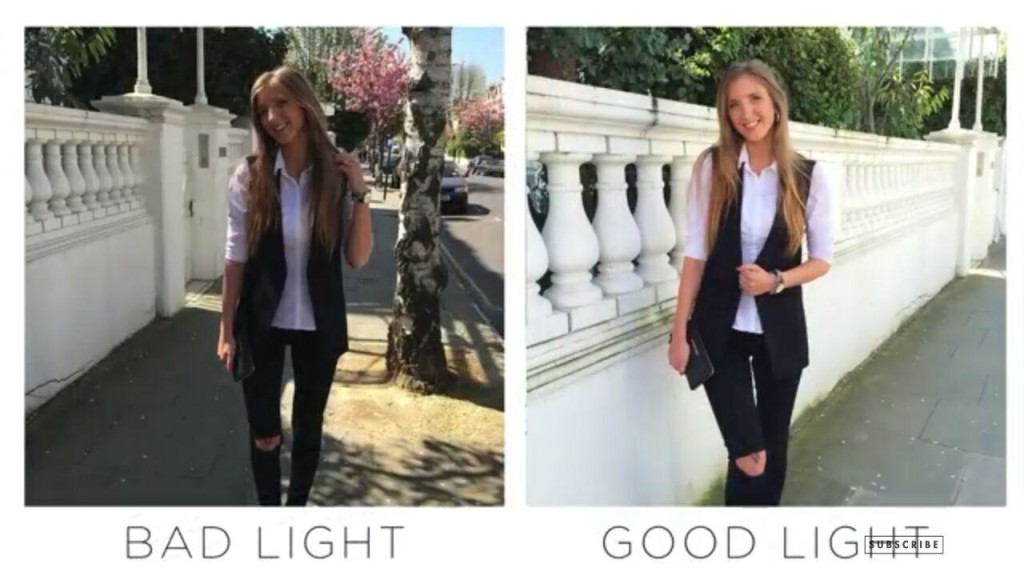 capture your selfies in good lighting 1024x576 10 Simple Ways to Take Better Selfies