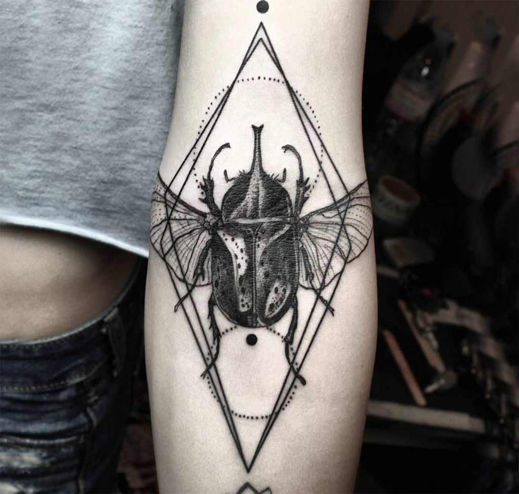 okan uckun 10 1024x973 Outstanding Tattoo Design Ideas by Okan Uckun