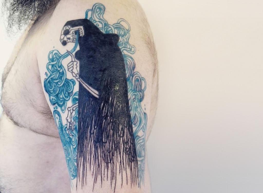 wonderful tattoo desgin for man by tarmasz 1024x751 Cool Tattoo Design Ideas by Tarmasz