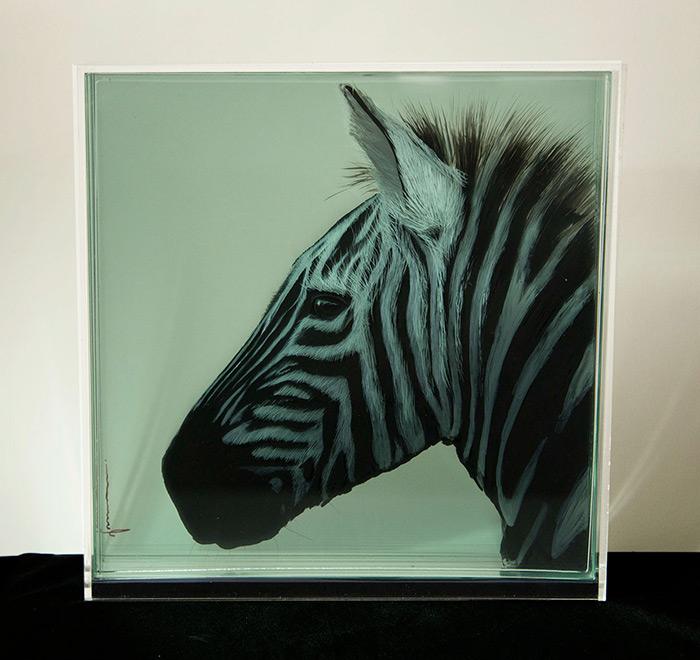 3D Paintings  by Yosman Botero