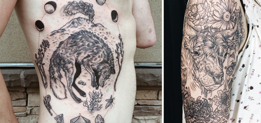 Meaningful Tattoo Ideas for Man and Woman