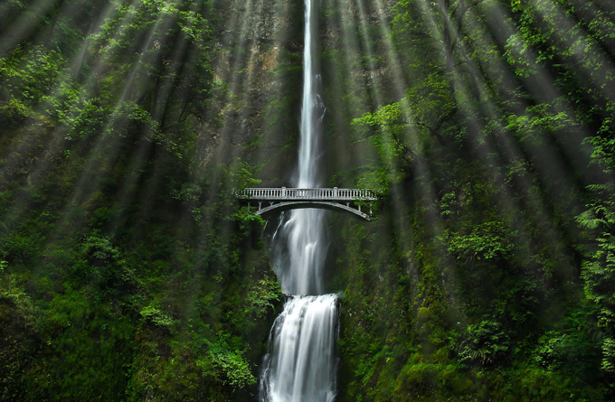 Mind blowing Waterfalls Around The World