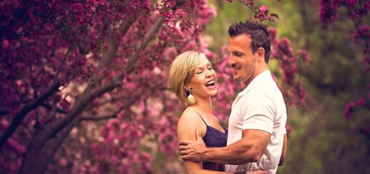 Romantic Engagement Photography Ideas
