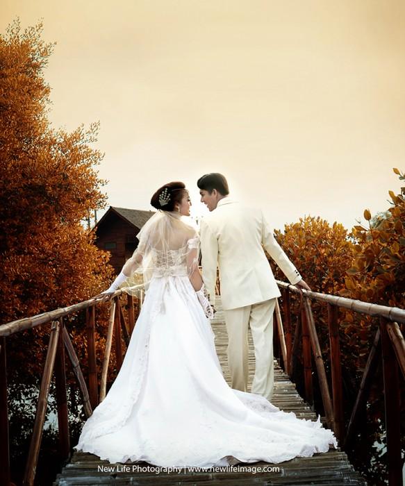 Unique And Fresh Pre-wedding Poses Ideas