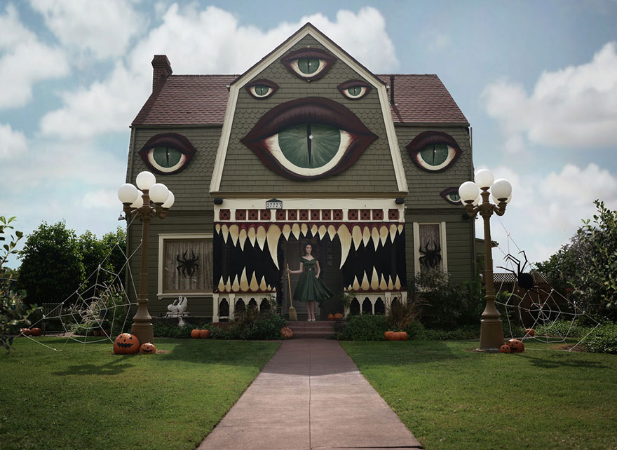 Decorations For House amazing decoration house for halloween | 99inspiration