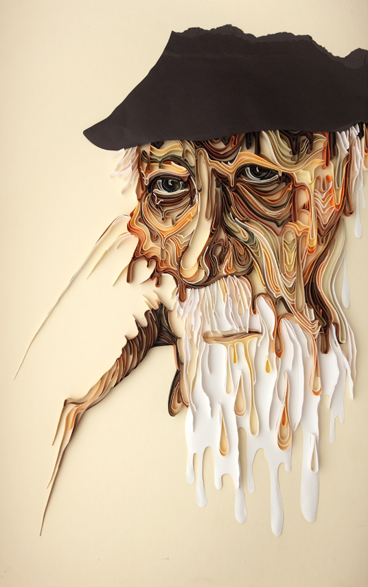 Beauty Quilling Paper Art Work by Yulia Brodskaya1 Stunning Quilling Paper Art Work by Yulia Brodskaya