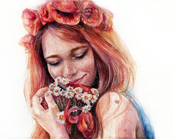 Best Watercolor Paintings Ideas by Lina Watercolor Paintings Ideas by Lina
