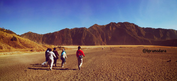 Bromo Desert Most Beautiful Places should you know in Indonesia