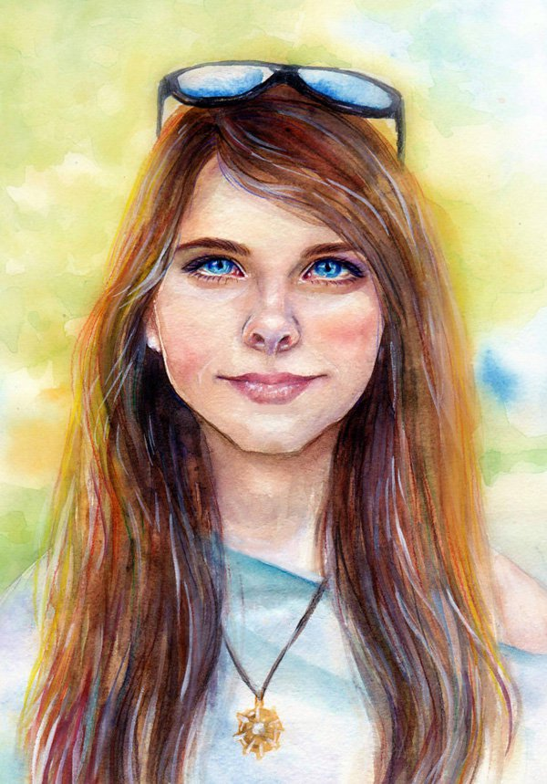Creative Watercolor Paintings Ideas by Lina Watercolor Paintings Ideas by Lina