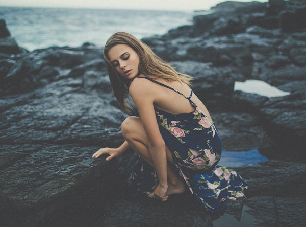 Fashionable Self Portrait Photography Ideas by Julia Trotti Self Portrait Photography Ideas by Julia Trotti