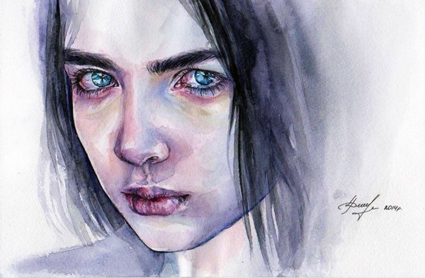 Incredible Watercolor Paintings Ideas by Lina Watercolor Paintings Ideas by Lina