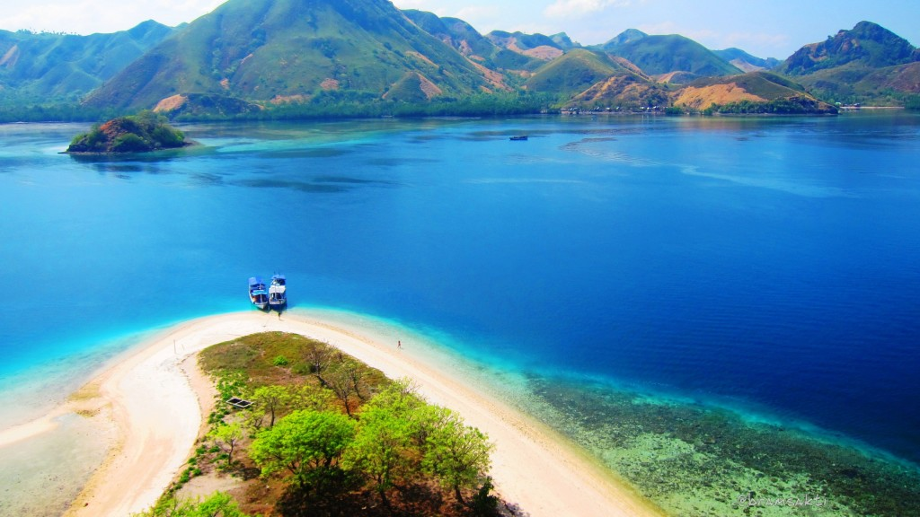 Komodo Island 1024x576 Most Beautiful Places should you know in Indonesia