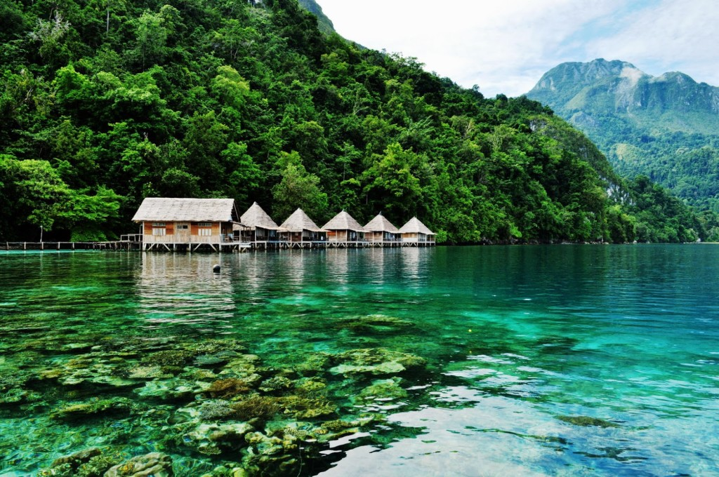 Ora Beach Maluku 1024x680 Most Beautiful Places should you know in Indonesia