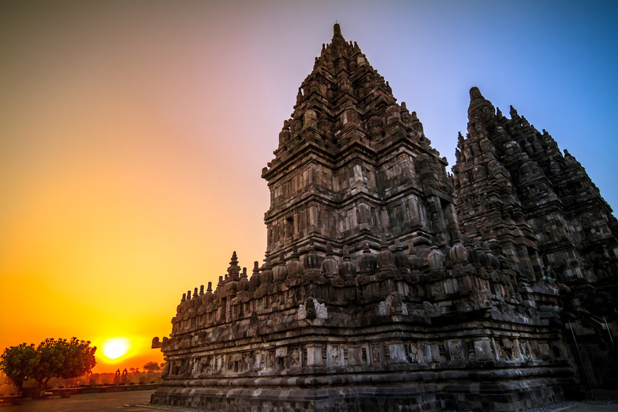 Prambanan Temple Yogyakarta Most Beautiful Places should you know in Indonesia
