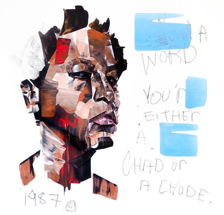 Unique Painting portrait by Josept Lee Creative Painting portrait Idea by Josept Lee