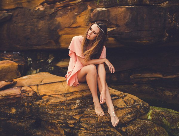 Self Portrait Photography Ideas by Julia Trotti