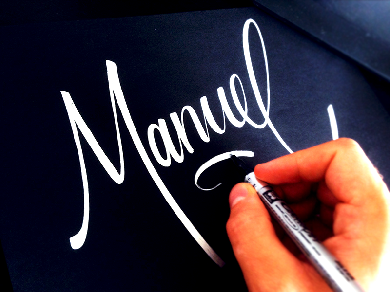 Creative Hand Lettering Fonts Ideas Fancy Hand Lettering Fonts Design by Tadas For Sure