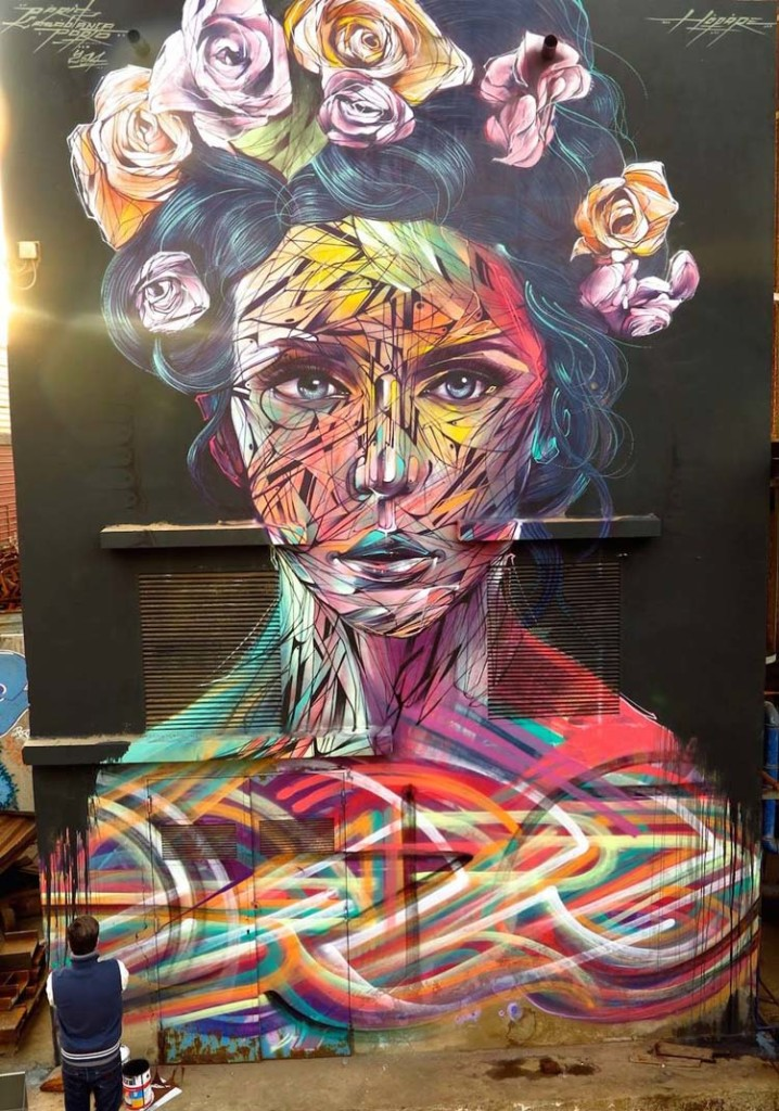 Creative Street Art and Graffiti Designs by Hopare 718x1024 Creative Street Art and Graffiti Designs