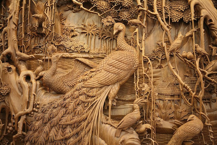 DongYang Wood Carving The Art of Traditional Chinese DongYang Wood Carving The Fading Art of Traditional Chinese
